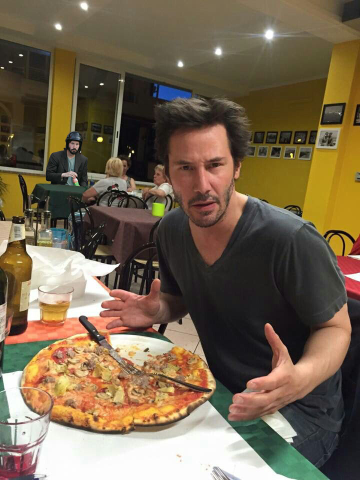 keanu reeves time travel