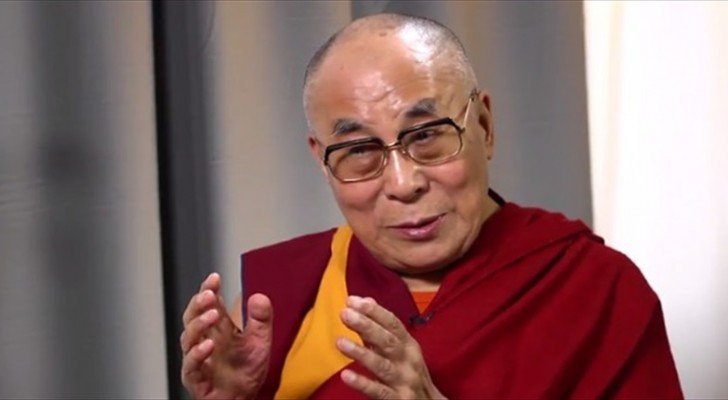 dalai lama on paris