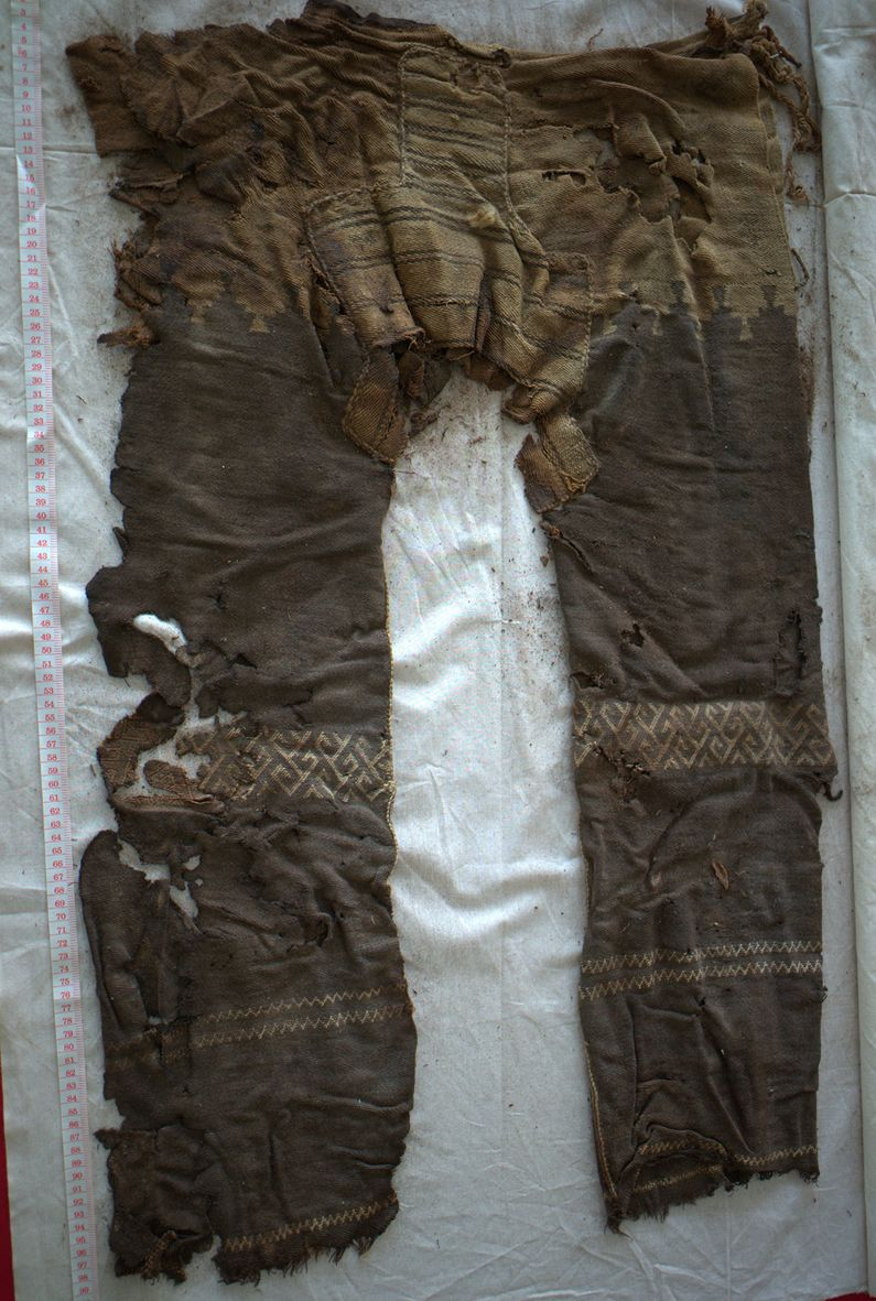 3000 year old pants