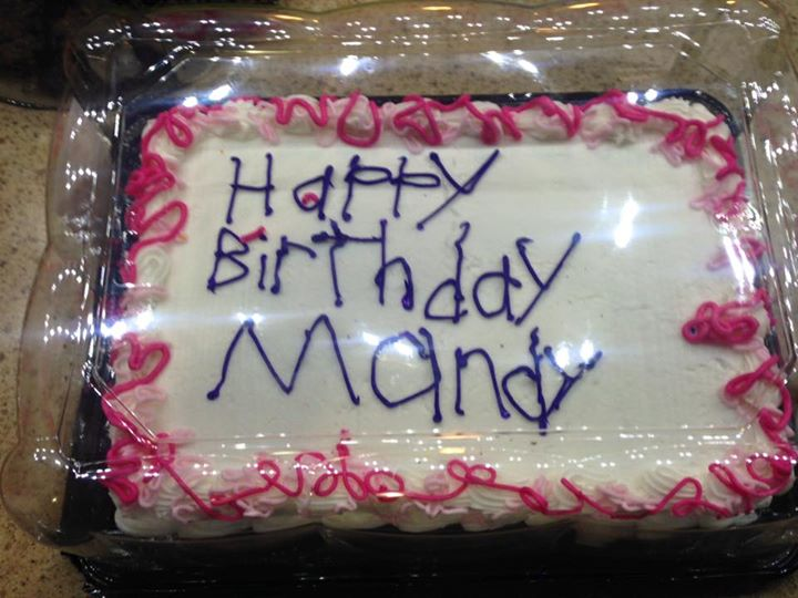 Mom Gets Birthday Cake From Girl With Autism