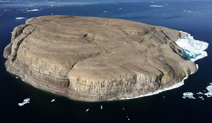 hans island canada denmark