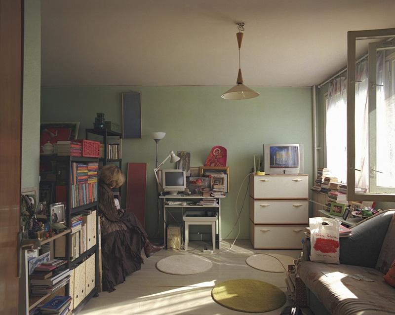 same apartment different decor