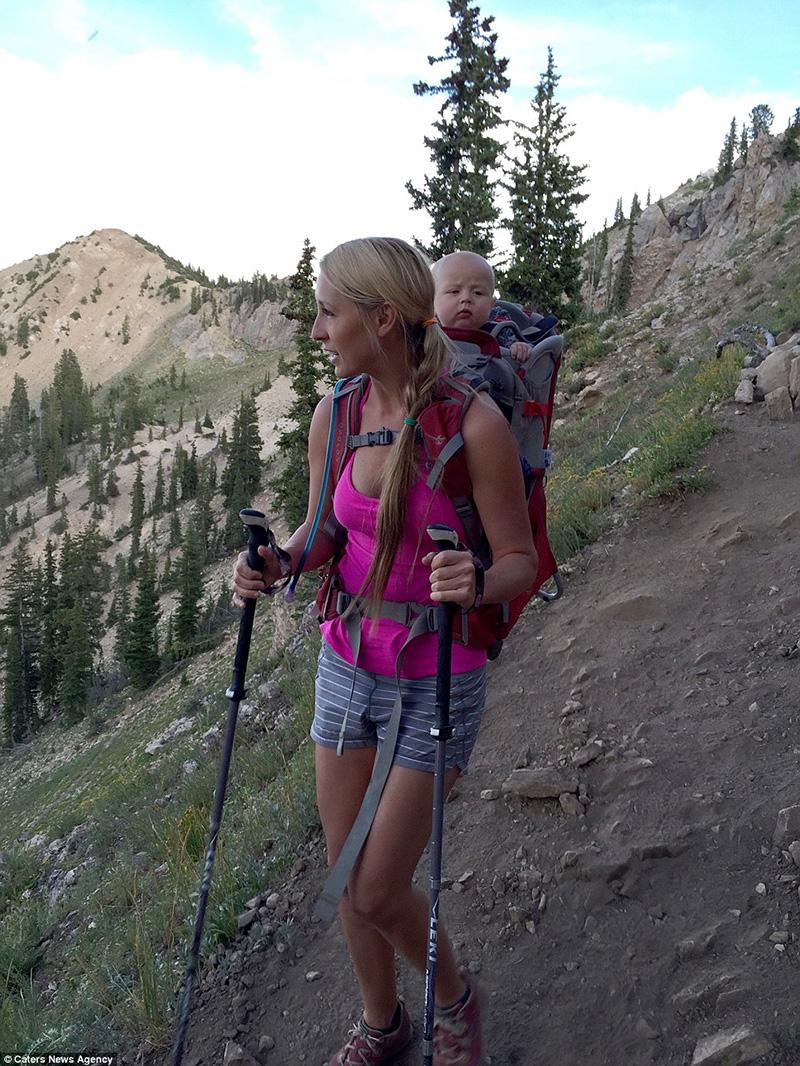 moms take kids on epic adventures