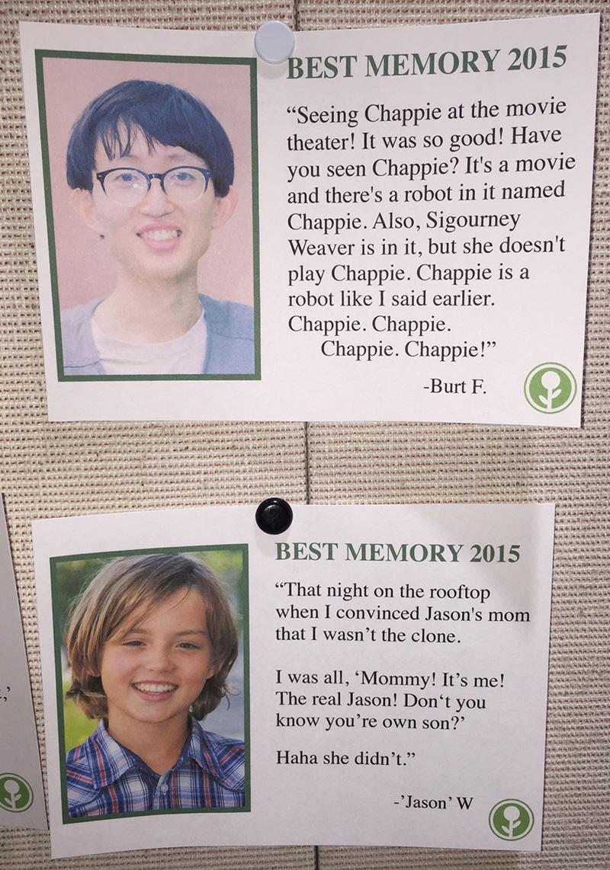 best memories of 2015 prank