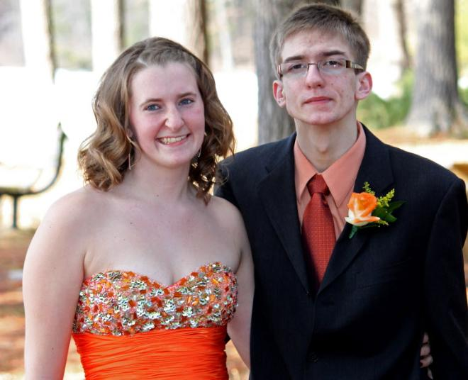 dad shares prom picture of son with autism
