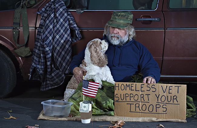 homeless vets austin texas