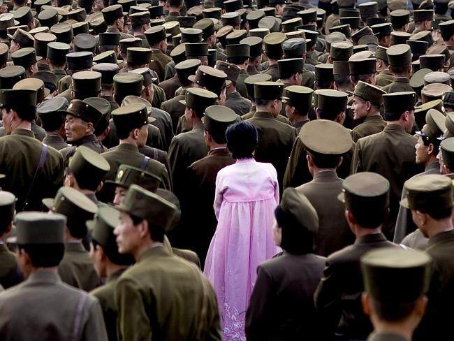 The photos North Korea does not want you to see