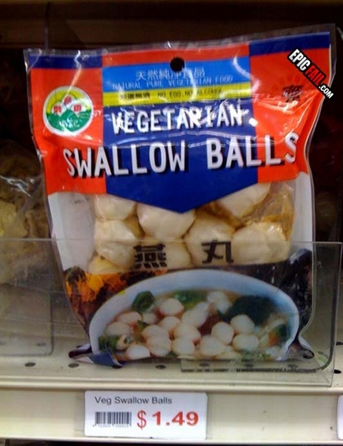 unfortunate product names