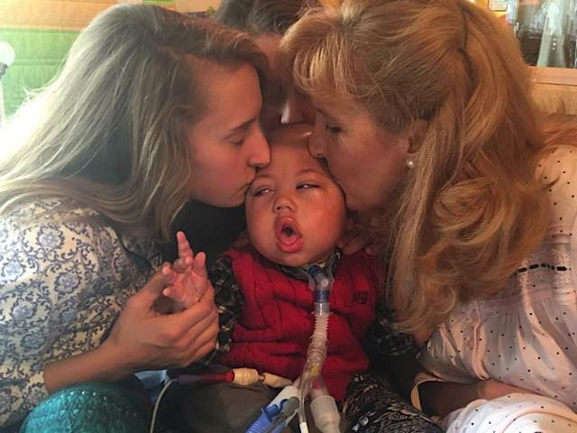 mom adopts hospice babies