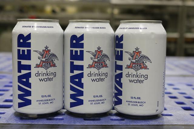 drinking water for flint