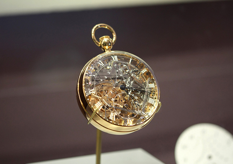 most expensive pocket watch in the world queen