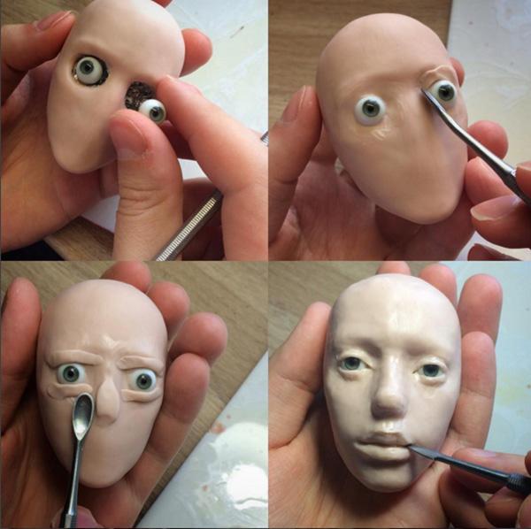 realistic dolls