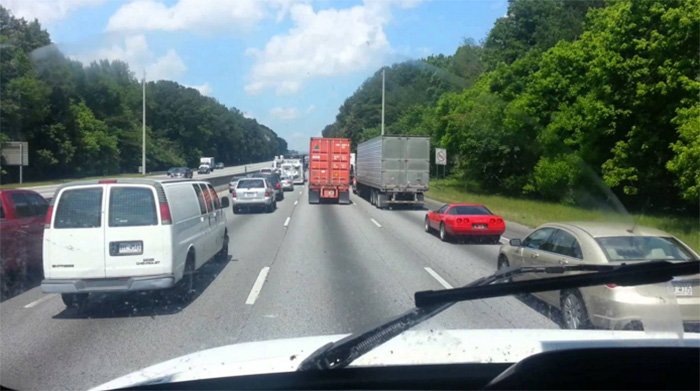 tip for traffic jams