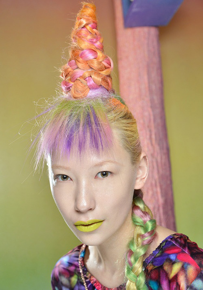 Unicorn Hair This Has To Be The Craziest Hair Trend Yet