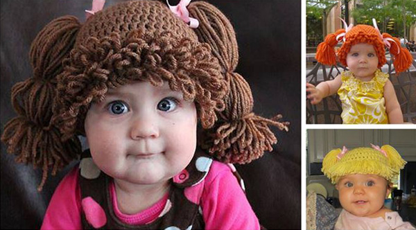 How To Make An Adorable Cabbage Patch Kids-Inspired Hat For Your Little One cc20478b3e6