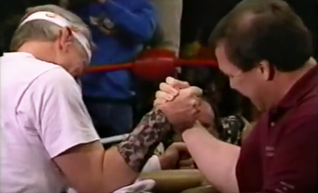 southwest ceo arm wrestling stevens aviation
