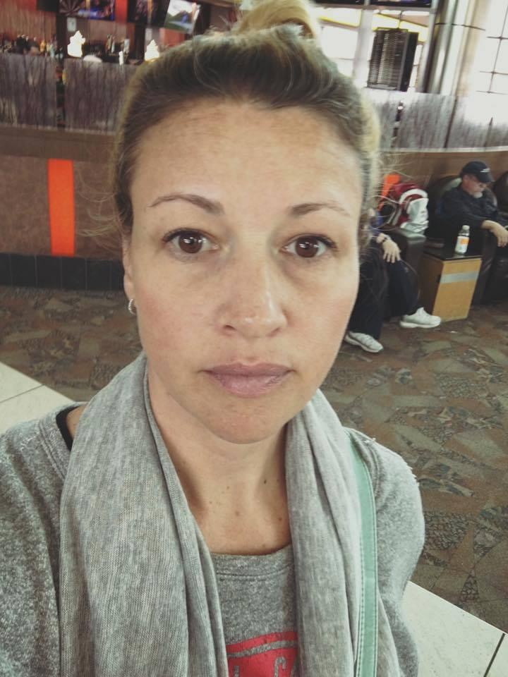 woman anti aging cream rant