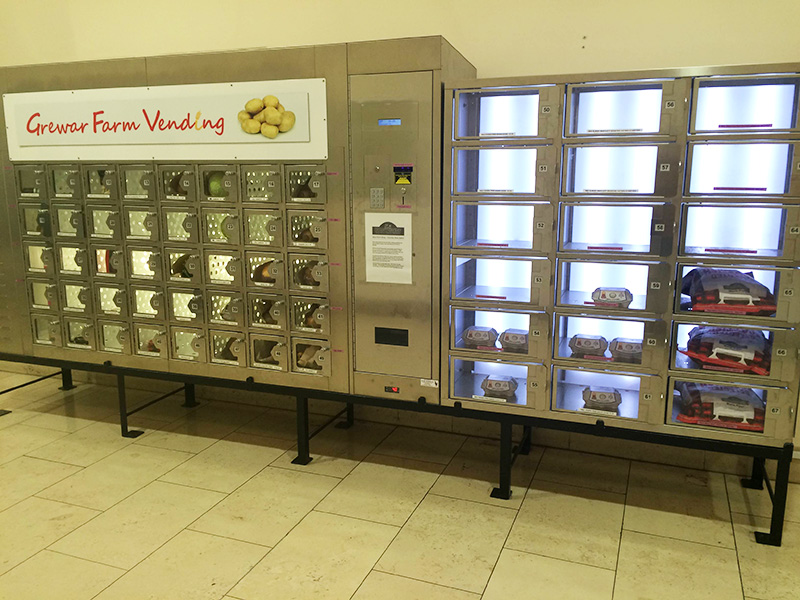 farmer vending machine