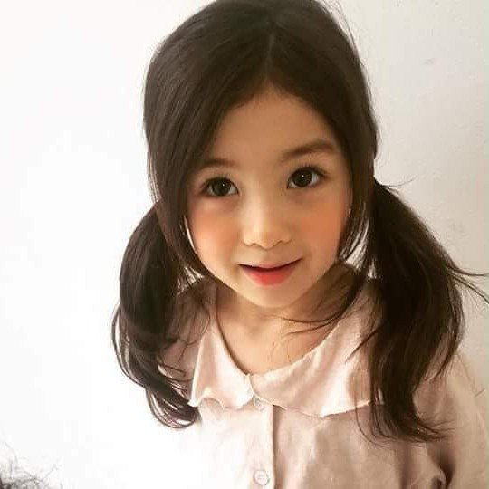 The prettiest child in the world
