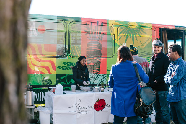 grocery store on wheels for low income neighborhoods
