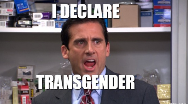 The Office transgender episode