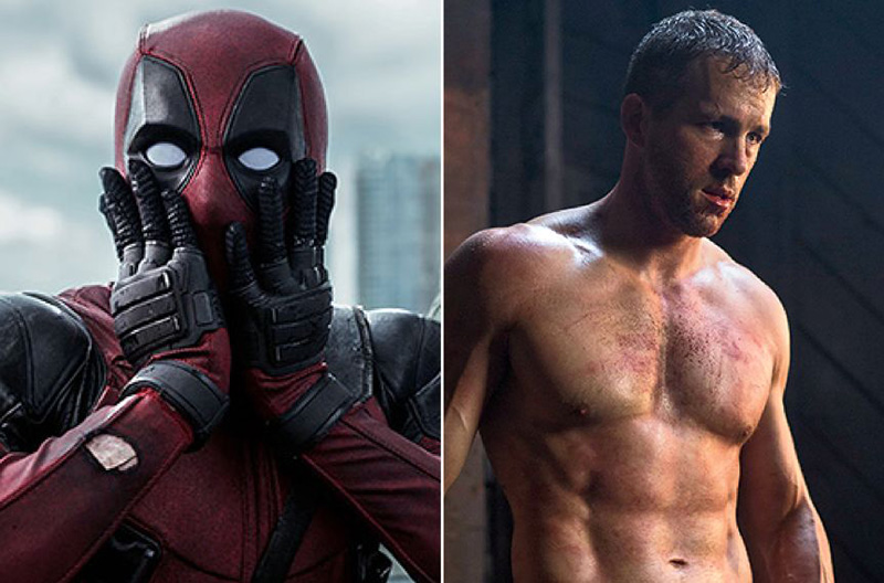 deadpool cast ryan reynolds from the comic