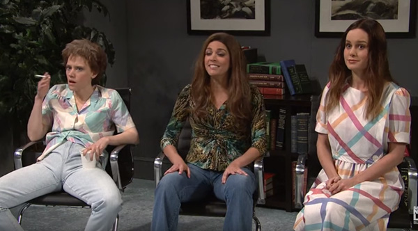 Snl S Near Death Experience Is The Perfect Follow Up To