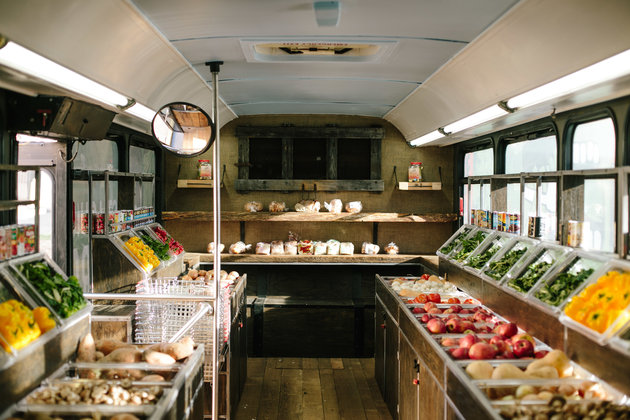 Workers On Wheels >> This Grocery Store On Wheels Is Bringing Fresh And Healthy Food To Low-Income Areas