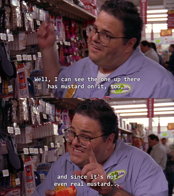 perfectly sums up working in retail