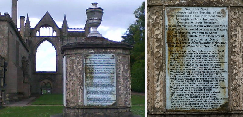 Written On This Monument Is The Most Beautiful Poem About ...