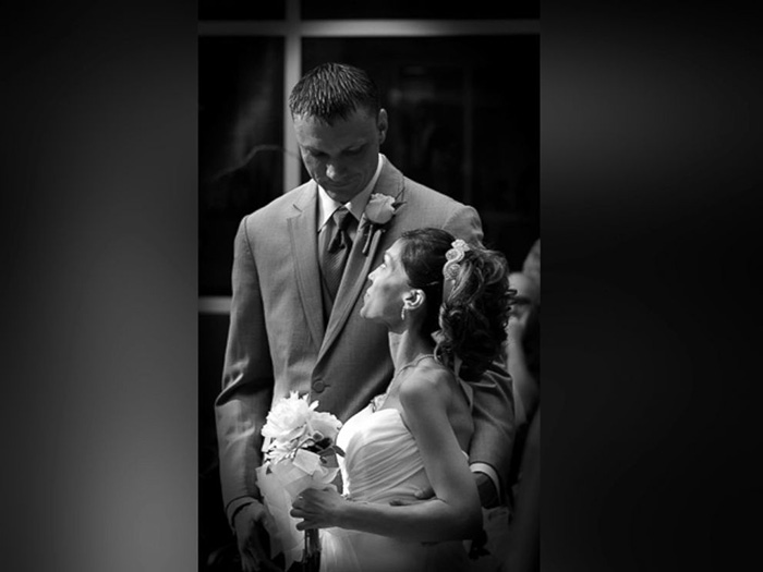 nurse throws wedding for woman with cancer