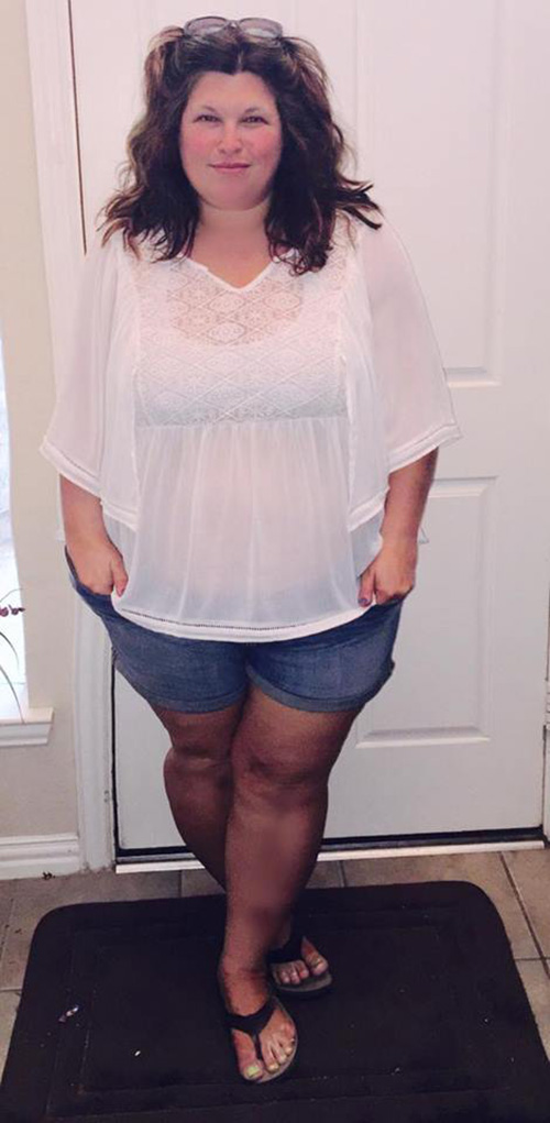 fat woman story about her 