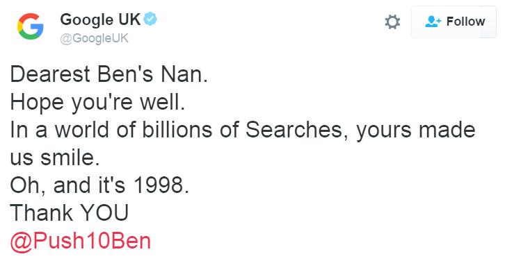 grandma precious google search please thank you