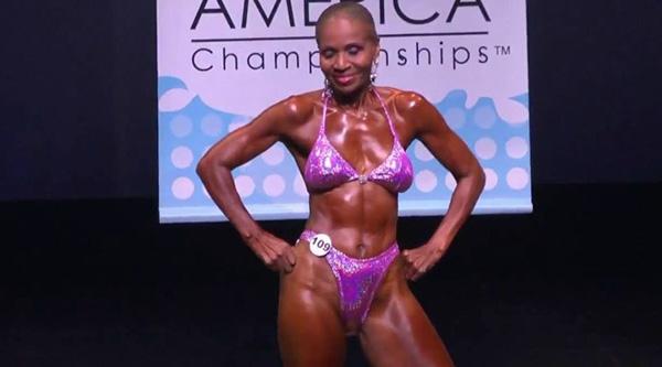 80 year old woman bodybuilder