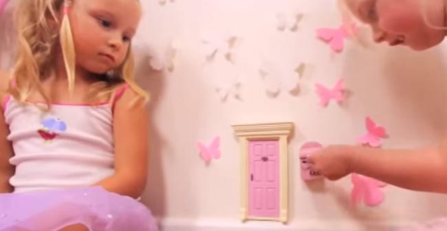 lil fairy door mom