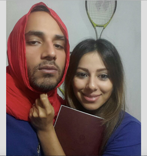 Men In Iran Are Sharing Photos Wearing Hijabs To Support Women Who Are Forced To Cover Their Hair  Hvxpm-men-hijabs-2