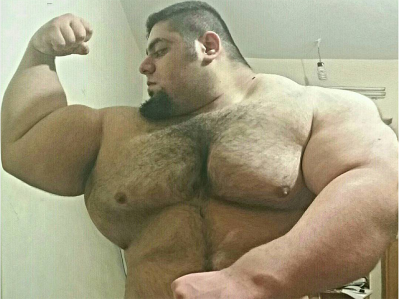 real life incredible hulk