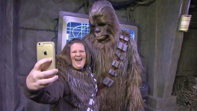 chewbacca mom heal the world