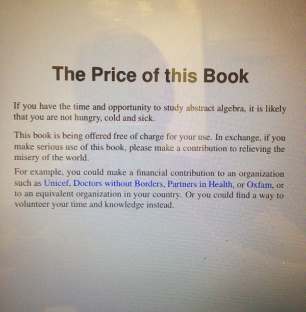 price of this book free
