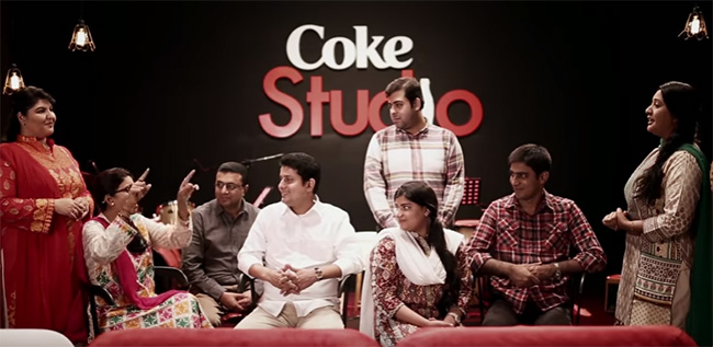 coca cola music for deaf