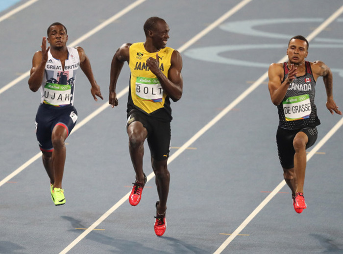 Usain Bolt best face
