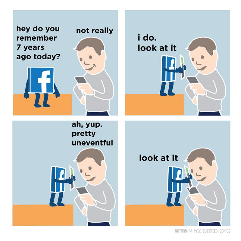 funny clean comics by Pyle Comics