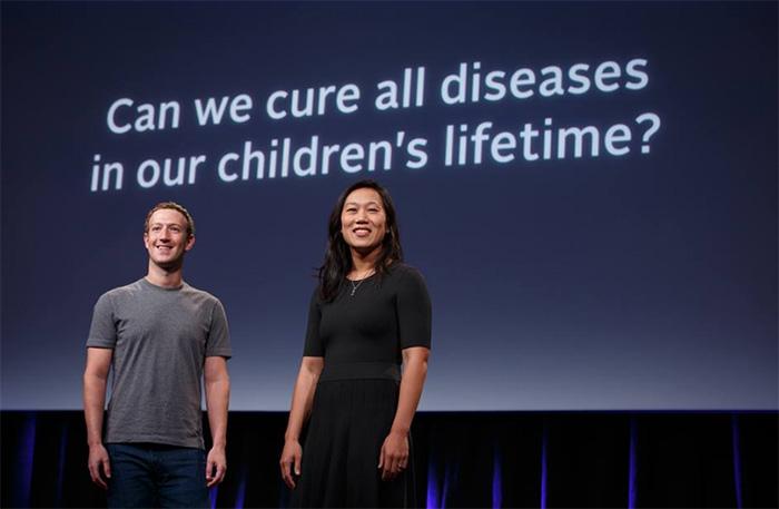 zuckerberg donates 3 billion to cure all diseases