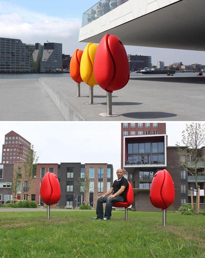 creative benches