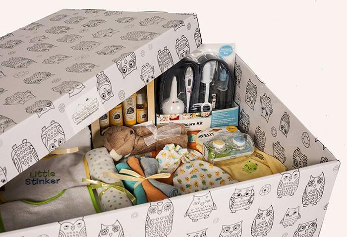 Scotland baby box finland