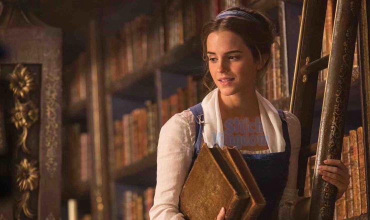 first leaked photos of emma watson belle