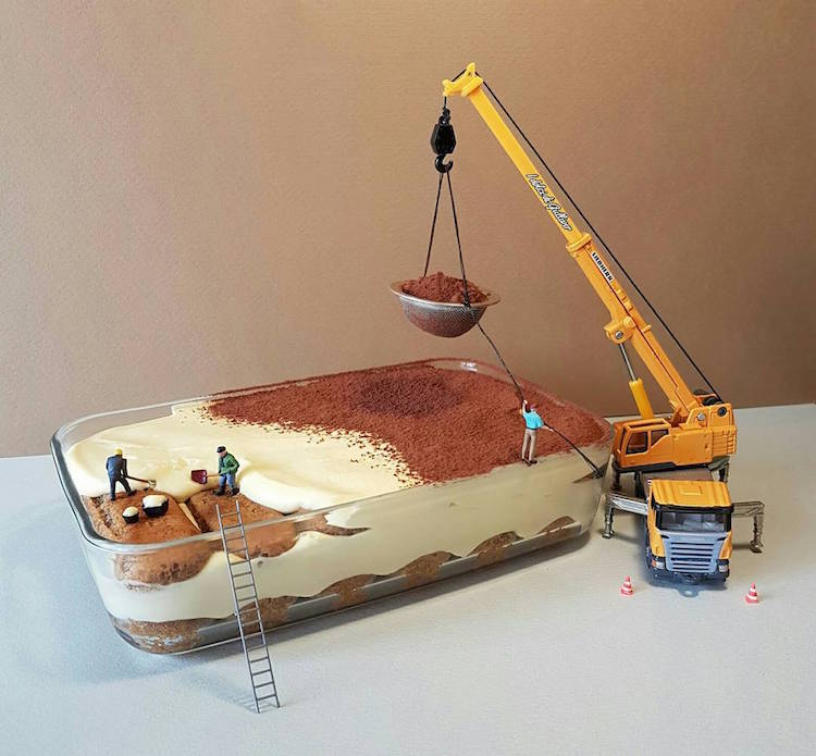 creative pastry chef amazing scenes