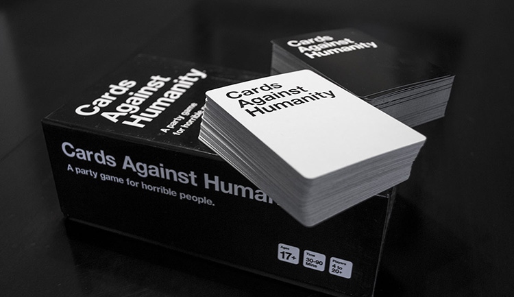 Cards Against Humanity digs hole