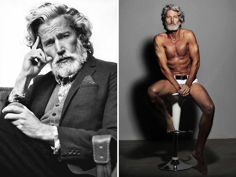 Hot older men.com