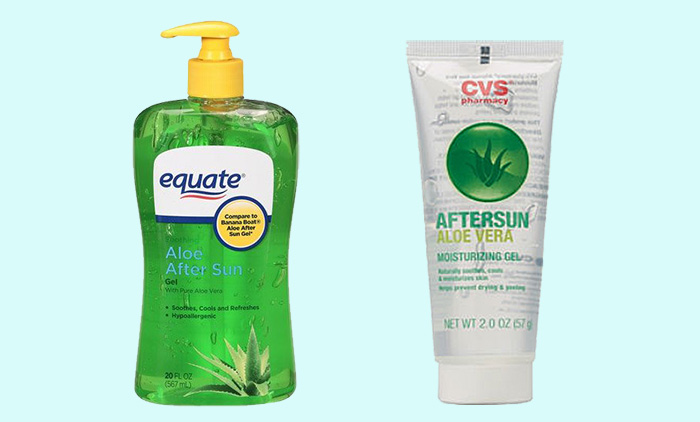 stop buying aloe vera gel from walmart  target and cvs  it contains no aloe vera